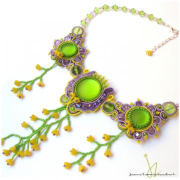 Folk Fest Necklace